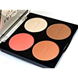 Latest Imported Sivanna Colors Cheek and Contour Palette Shade - 02