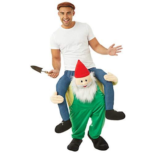 Fun Shack FN4523 Costume, Mens, Gnome, One Size