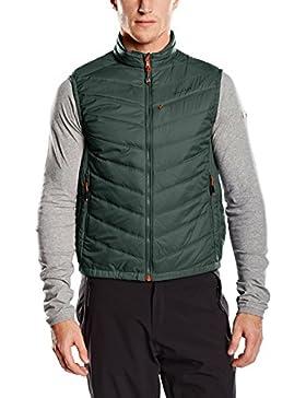 SALEWA Weste Pordoi PRL M Vest - Chaleco para hombre, color verde (deep forest), talla s