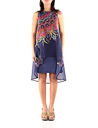 Desigual Vestiti Donna Abbigliamento Amazon 42 it 54wt1H