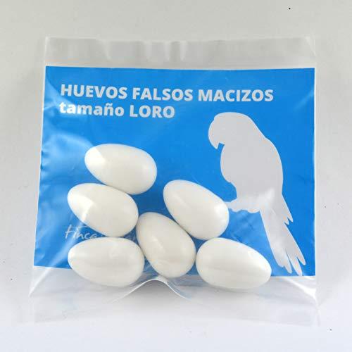 FINCA CASAREJO Huevo Falso Macizo Loro. (6)