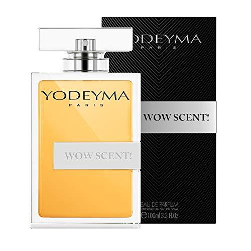 Yodeyma - yodeyma wow scent! eau de parfum 100ml profumo uomo - ydmh-wowscent