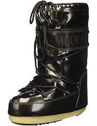 Moon Boot unisex, niños 0-24 Vinile Met. zapatos Walking Baby