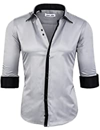 finest selection 96d27 efba9 Amazon.it: Rock Creek - Camicie / T-shirt, polo e camicie ...