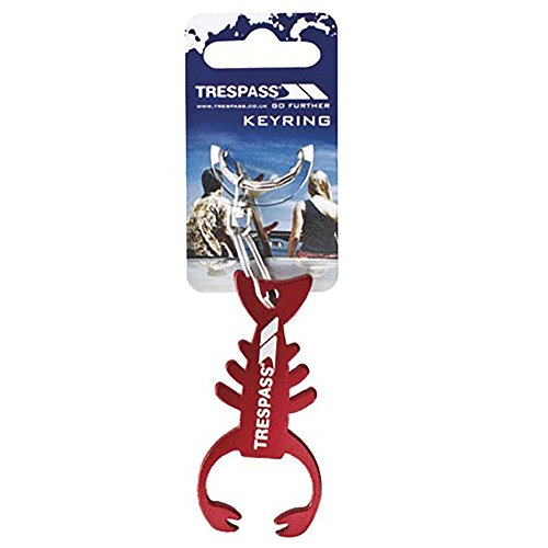 Trespass Lobster Hummer-Schlüsselanhänger (Einheitsgröße) (Sortiert)