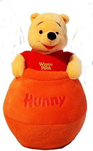 The Ohren Pooh Winnie (DISNEY WINNIE THE POOH IM HONIGTOPF PLÜSCHFIGUR KUSCHELTIER PLUSH)