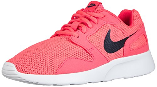 Nike Women's Kaishi Run Trainers, Pink/White, 4 UK