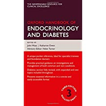 Oxford Handbook of Endocrinology and Diabetes (Oxford Medical Handbooks)