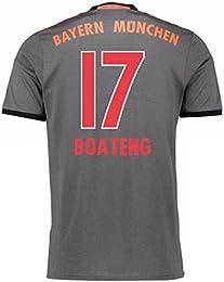 Seconda Maglia FC Bayern München Jérôme Boateng