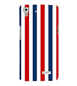 ifasho Designer Back Case Cover for Oppo R7 :: Oppo R7 Lite (Road Usa North America Indepence Day)