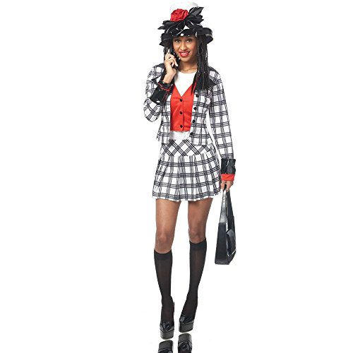 Clueless Dionne Costume - Cher's Best Friend Adult Costume