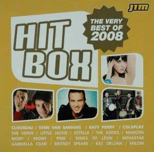 Hitbox : The Very Best of 2008 [Import anglais]