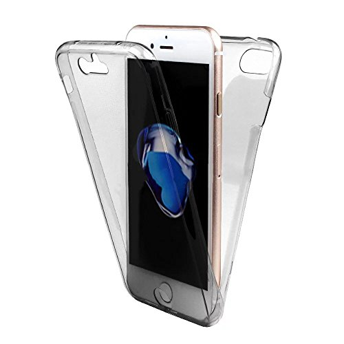 iPhone 6 Plus Case (5.5 pollice), Bonice iPhone 6S Plus Cover,Bonice Colorato Ultra Thin Morbido TPU Silicone Rubber Clear Trasparente Back Creativo Case –pulcino 02 Pattern 20