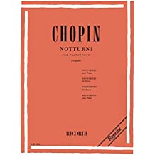 NOTTURNI (Chopin Libro)