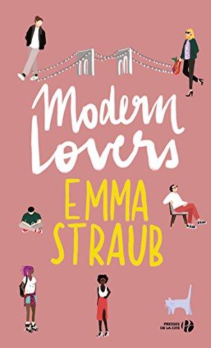 Modern Lovers par Emma STRAUB