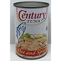 Century Tuna Flakes Hot & Spicy , 420 gms