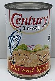 Century Tuna Flakes Hot & Spicy , 420