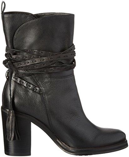 Primafila - 67.0.003, Stivali bassi con imbottitura leggera Donna Nero (Nero (nero))