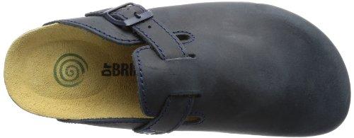 Dr. Brinkmann 605167 Unisex-Erwachsene Clogs Blau (Ozean)