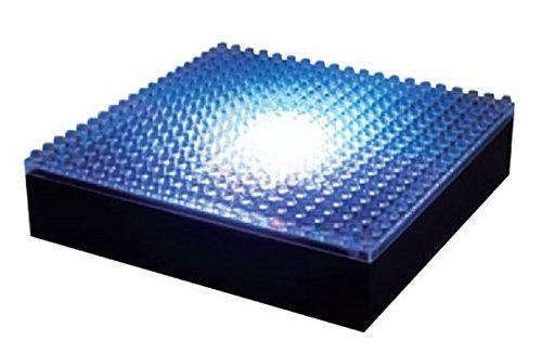 nanoblock NB-011 - LED Platte mit Leuchtboden, Minibaustein 3D-Puzzle, Accessory
