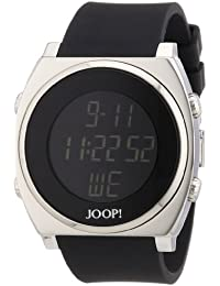 Joop Herren-Armbanduhr XL Pulse Digital Quarz Plastik JP100751F01