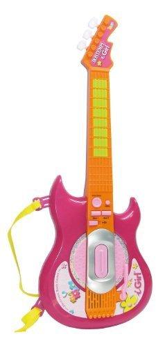 Preisvergleich Produktbild Bontempi IGirl 20 x 56 x 4cm Electronic Rock Guitar Dim by Bontempi IGirl