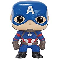 Captain america Vinyl Bobble-Head 125 Collector's figure