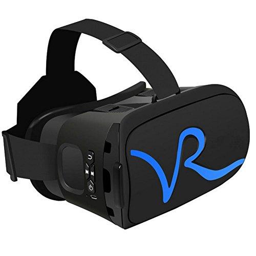 HUYAN1 3D VR Virtual Reality Brille Headset (Version 2017) mit Bluetooth Touch eine Maschine für...