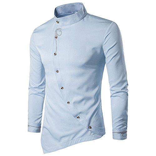 828371a9ef8f93 Promozione!,T-Shirt Maniche Lunghe Uomo Maglia Maniche Lunghe Etichetta  Camicie Longsleeve Felpa