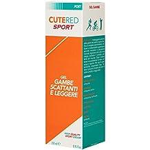 Cutered Sport Gel Gambe Scattanti e Leggere