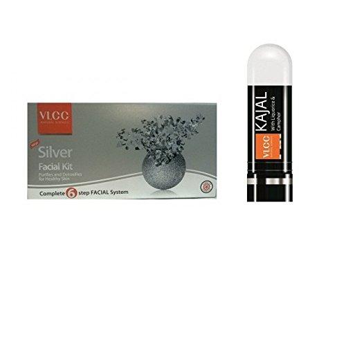 Vlcc Silver Facial Kit (Single Use)
