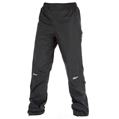 Berghaus Paclite Women's Outdoor Trouser available in Black Size 20/31