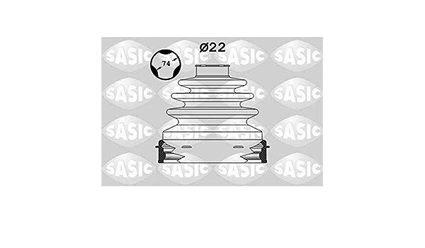 Antriebswelle SASIC 1904028 Faltenbalgsatz
