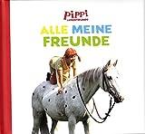 Freundebuch Pippi Langstrumpf - Alle meine Freunde