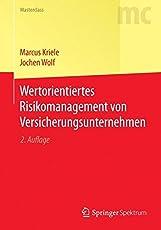 Wertorientiertes Risikomanagement von Versicherungsunternehmen (Masterclass)