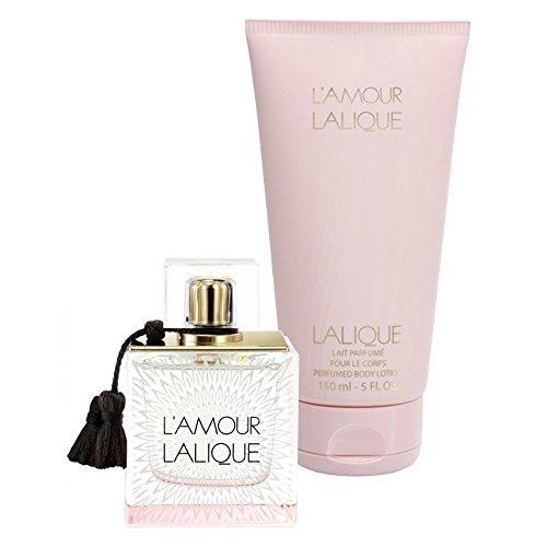 L' AMOUR-Eau de Parfum 100ML + Perfumed Lozione Per Il Corpo 150ML