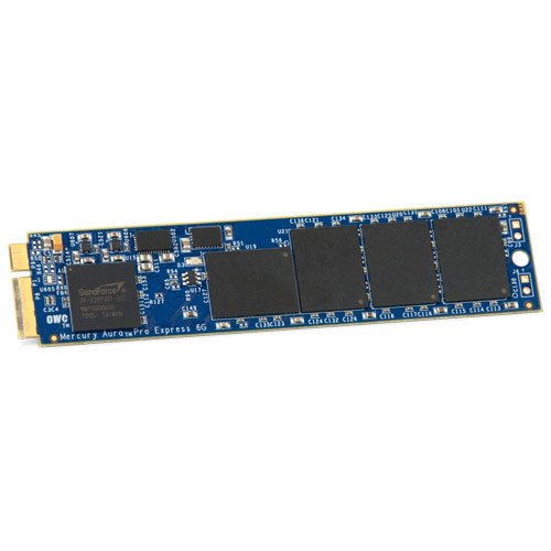 OWC 240GB Aura Pro 6G 240GB Serial ATA III - Internal Solid State Drives (240 GB, Serial ATA III, 501 MB/s, 6 Gbit/s)