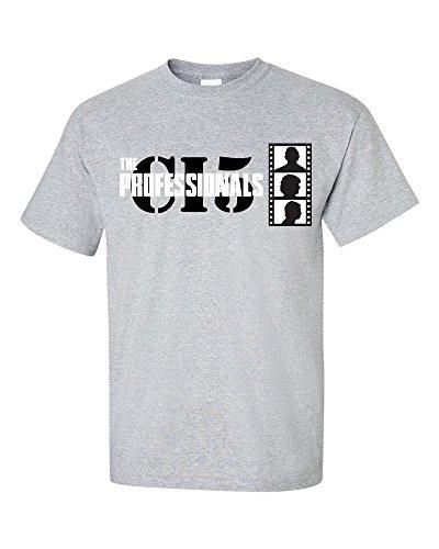 CI5 The Professionals T-Shirt Grau