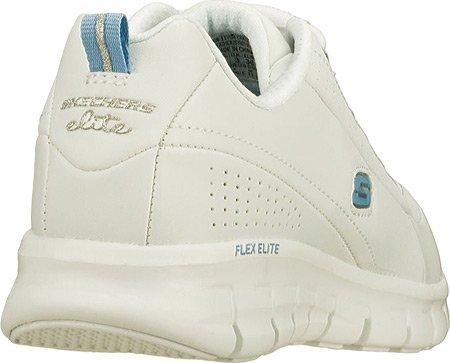 Skechers SynergyTrend Setter Damen Sneakers Weiß / Blau