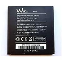 MLTrade Bateria Original Wiko 4050 para Wiko Goa, Sunset, Bulk