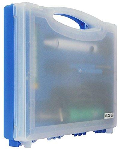 McPower 'lötset LK de 3, maletín de plástico, 7Piezas, Incluye