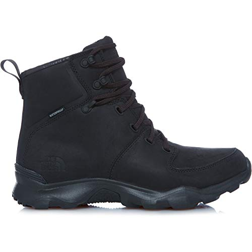 The North Face Herren Winterschuhe, Schwarz, 48