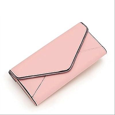 ZLR Mme portefeuille Nouveau Wallet Portefeuille Wallet Ladies Enveloppe Longue Enveloppe