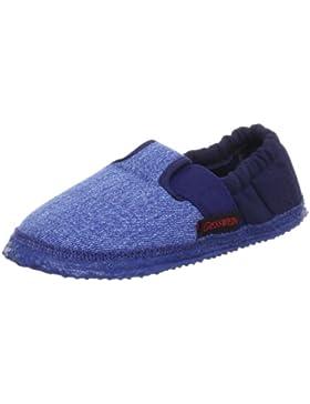 Giesswein Aichach - Zapatos de punta redonda de niños sin cordones