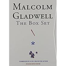 Malcolm Gladwell Box Set by Malcolm Gladwell (2010-05-04)