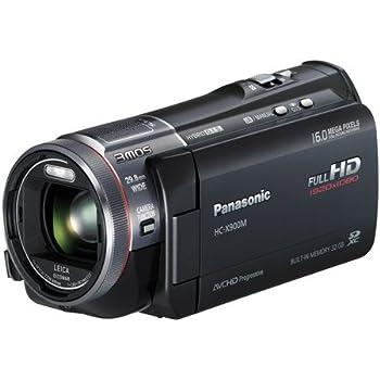 Panasonic HC-X900M - Videocámara Full HD 1080p (9.15 MP