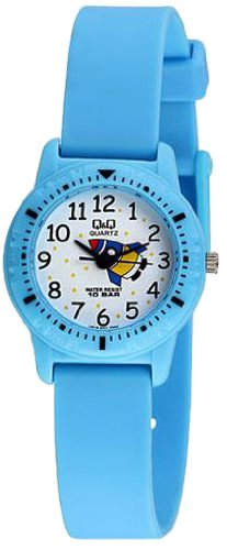 Q Amp Q Analog White Dial Children S Watch Vr15j001y Buy Online In Indonesia At Desertcart Id Productid 61243564
