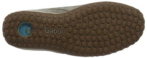 Gabor Shoes Comfort, Scarpe da Ginnastica Basse Donna Marrone (visone 33)