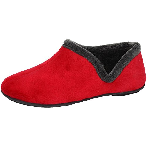 KOKIS , Chaussons pour femme Rouge