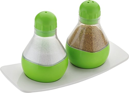 Capital Abs Masala Dabbi With Stand / Salt And Pepper Dispenser – Ck366